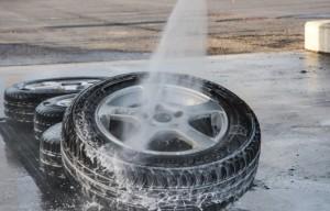 поддръжка на гуми