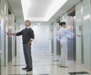 достъп до асансьор
